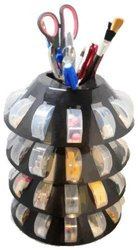 Bead Storage Unit -48 Cup Deluxe Jampac Carousel w/ Free Funnel Tray/ WEB Special Only