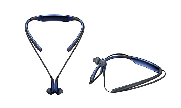 Samsung Level U Bluetooth Stereo Headset - Black Sapphire - Check ... 65f1ee8eb1