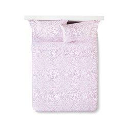Sabrina Soto Confetti Sheet Set - Pink - Size: Queen