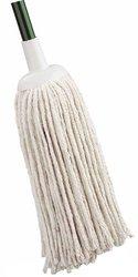 Libman 00091 Jumbo Cotton Deck Mop with Steel Handle