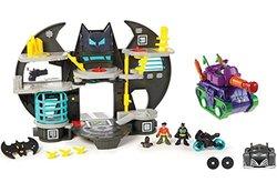 Fisher Price Imaginext DC Super Friends Batcave Set