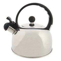 Primula TTK-6520 2 qt Stainless Steel Whistling Tea Kettle