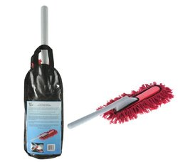 Real Clean Large California Style Paraffin Car Duster with Case