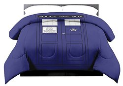 Dr Doctor Who Tardis King Size Comforter