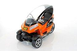 Tenergy T100 1:10 Scale R/C ATV Drifting Motorbike - Orange