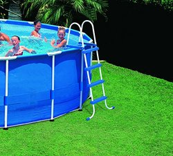 Intex A-Frame Above Ground Swimming Pool Ladder - 28062E