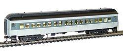 Rivarossi HO Scale Pullman 60' Coach #2020 Southern Pacific Train