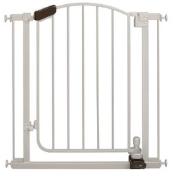 Summer Infant Step to Open Gate - Silver