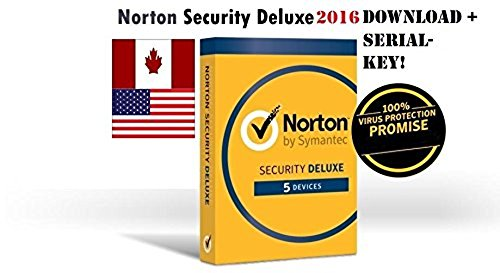 Norton Security Deluxe Download Code and Serial Key