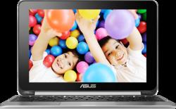 """ASUS Chromebook Flip 10.1"""" Touchscreen Laptop 2GB 16GB - Aluminum (5481069)"""