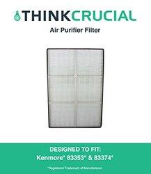 Kenmore Hepa Air Purifier Filter, Part # 83353, 83374 & 83234 1257995
