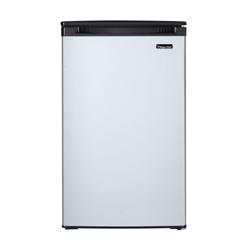 Magic Chef Kitchen Appliances Magic Chef Hmar440st 44 Cu Ft Mini Refrigerator Stainless