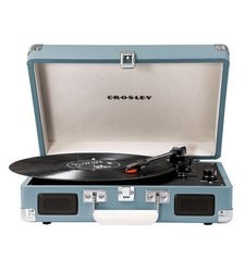 Crosley Cruiser Vinyl Turntable - Arctic
