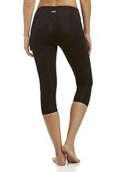 Marika Booty Booster Bottoms Capri Leggings - Black- Size: XL 1157390