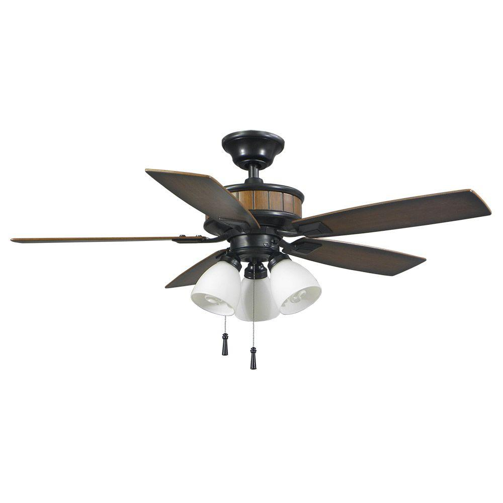 42 black ceiling fan with light kennesaw hampton bay riverwalk natural iron ceiling fan with shatter shades 42