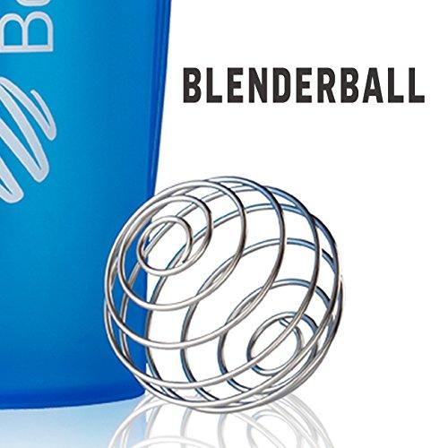BlenderBottle Classic Loop Top Shaker Bottle - Clear Black - 28