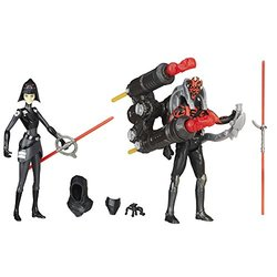 Star Wars Rebels Seventh Sister Inquisitor VS. Darth Maul 1279384