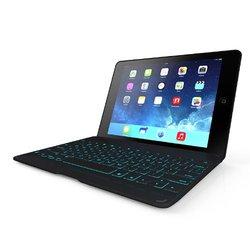ZAGG Folio Case/Cover w/ Bluetooth Keyboard for iPad Air - Black