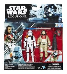 Star Wars: Rogue One Baze Malbus vs. Imperial Stormtrooper 1279386