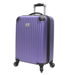 Verdi Charged Up 22  Hardside Carry On - Purple