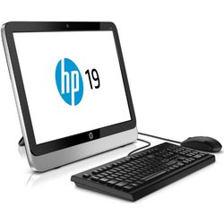 """HP 19-2011 All-in-One 19"""" Desktop/PC, 1.40GHz, 4GB DDR3, 1TB, Windows 8.1"""