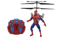 Marvel Ultimate Spider-Man 2-Channel RC Marvel Flying Figure Helicopter 807949