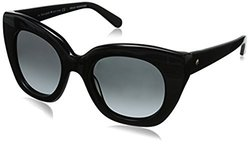 c052e15737b Kate Spade Women s Sunglasses  Narelle S 0807 Grey Gradient Lens ...