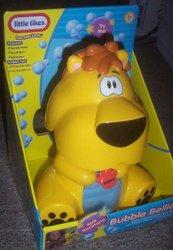 Little Tikes Bubble Bellies - Hippo - 8 oz Bubbles 1296129