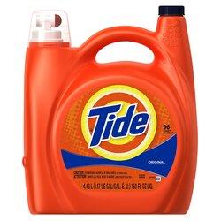Tide Original Scent 96 Loads Liquid Laundry Detergent - 150 fl. oz.