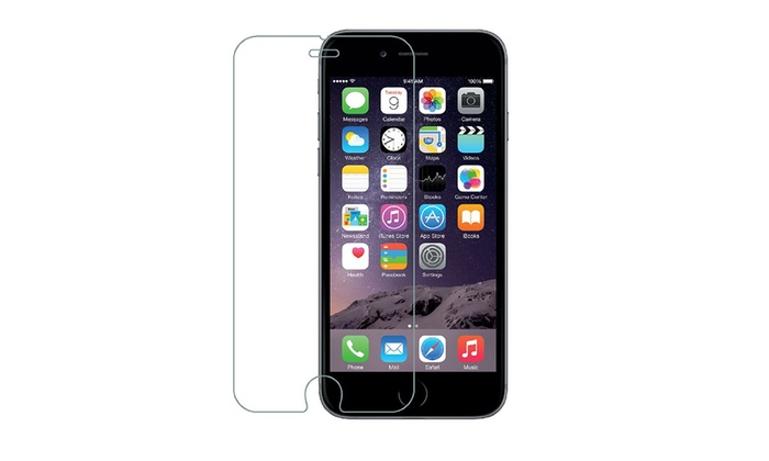parts of iphone rhino tempered glass screen protectors for iphone 6 plus 5244