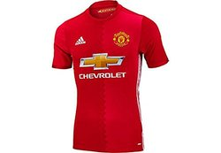 adidas Manchester United Authentic Home Jersey 16/17 NO COLOR