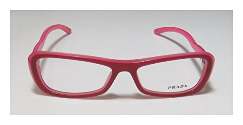 9bc21b522d54 Prada Women s Designer Optical Frames - Ruby Pink - Size  51mm ...