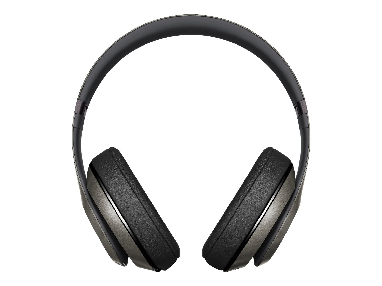 Beats By Dre Studio Wireless Over-Ear Headphone - Titanium (MHAK2AM ...
