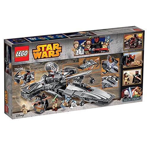 Lego star wars sith infiltrator building toy set check - Vaisseau dark maul ...