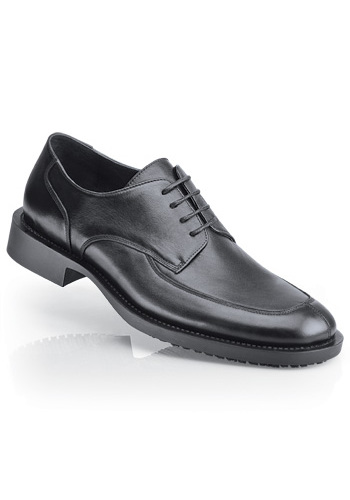 dae78603ca9 Shoes For Crews Men's Aristocrat II - Black - Size: 10 - Check Back ...