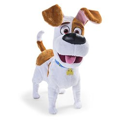 The Secret Life of Pets Best Friend Max - White/Brown 1273390