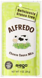 Riega Foods 1 oz. Cheese Sauce Mix - Alfredo