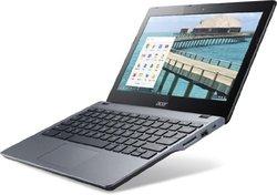 """Acer 11.6"""" Chromebook 1.4GHz 2GB 16GB Chrome OS - Granite Gray (C720-2848)"""