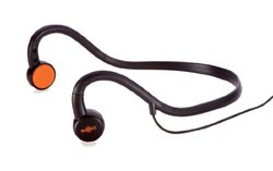 Aftershokz As321-e Sportz M2 Open Ear Sports Headphones - Black
