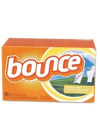 Bounce Outdoor Fresh Fabric Softener Dryer Sheets 160 ct 1310955