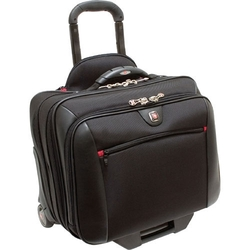 "Wenger Swissgear Patomac Rolling Case its up to 15.4"" Laptop - Black"