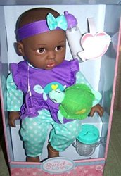 My Sweet Love Kids Baby Doll in Turtle Outfit - Green 1312636