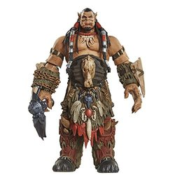 "Warcraft 6"""" World of Warcraft Durotan Figure with Accessory"" 1312325"