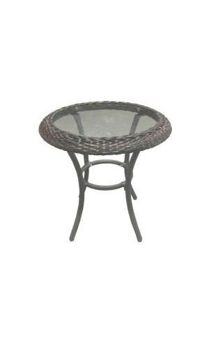 Hampton Bay Patio Furniture Warranty Canada: Hampton Bay Stacking Patio Round Side Table