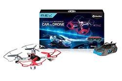 Wow Wee Kids' Rev Air Robotic Enhanced Vehicles Car & Drone RC Toys 1311481