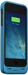 Mophie Juice Pack Helium Case for iPhone 5 - Blue