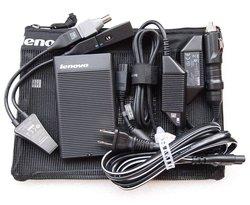 Lenovo 90W Ultraslim AC/DC Combo Adapter 41R4493