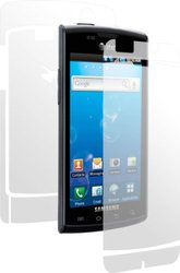 Clear-Coat Full Body Scratch Protector for the Samsung Captivate