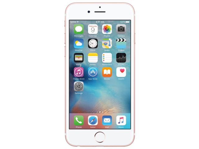 ... Unlocked Apple iPhone 6s 32GB - Rose Gold - (MN1L2LL/A) ...