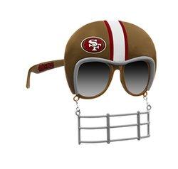 NFL Novelty Sunglasses: 49ers